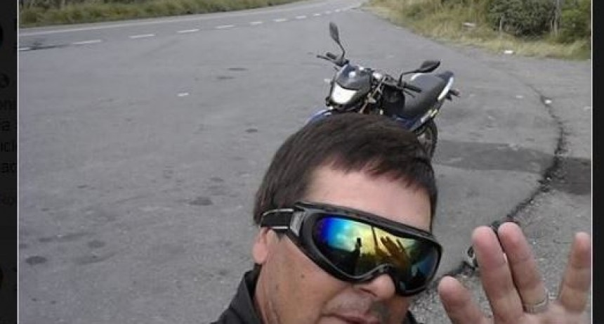 Apareció Eduardo Cariboni