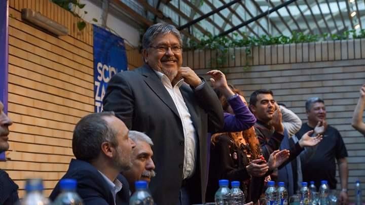 Fernando «Chino» Navarro visita Ramallo