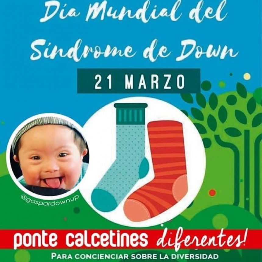 Día Mundial del Síndrome de Down: 'No dejar a nadie atrás', el lema de este 2019