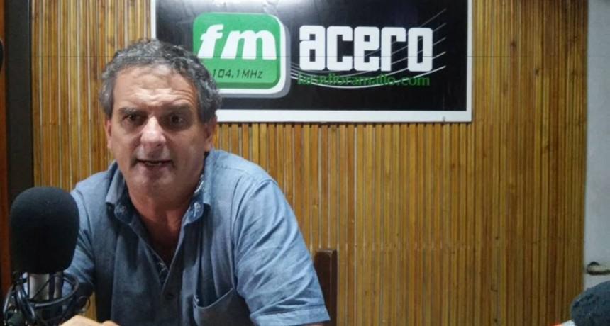 Falleció Mauricio Larroucau