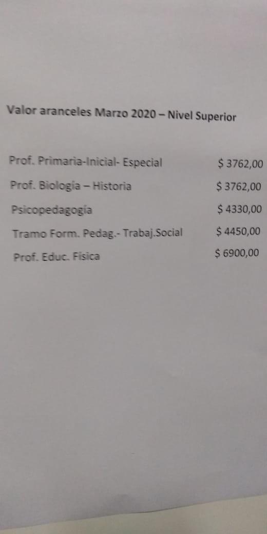 """Rebeca Abella- Directora Instituto Terciario Ramallo  """"La escuela contribuye a la educación de Ramallo"""""""