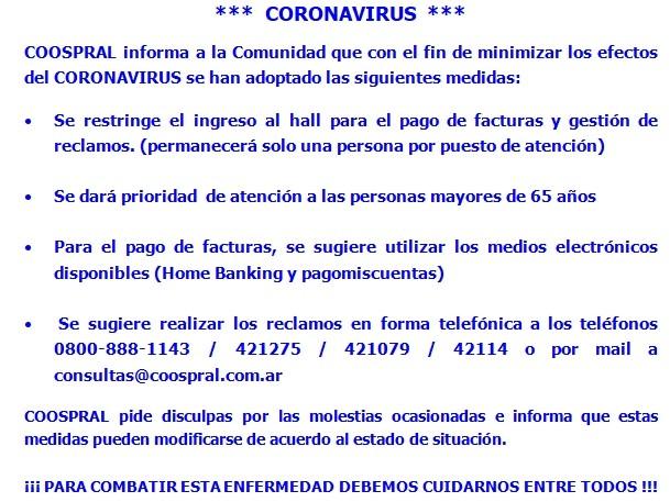 Coospral Informa