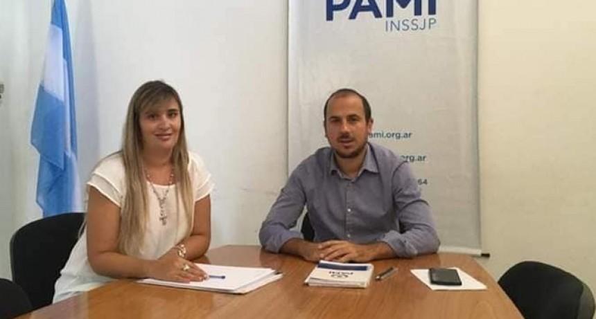 Noelia Casassa asumió como Directora de PAMI Ramallo