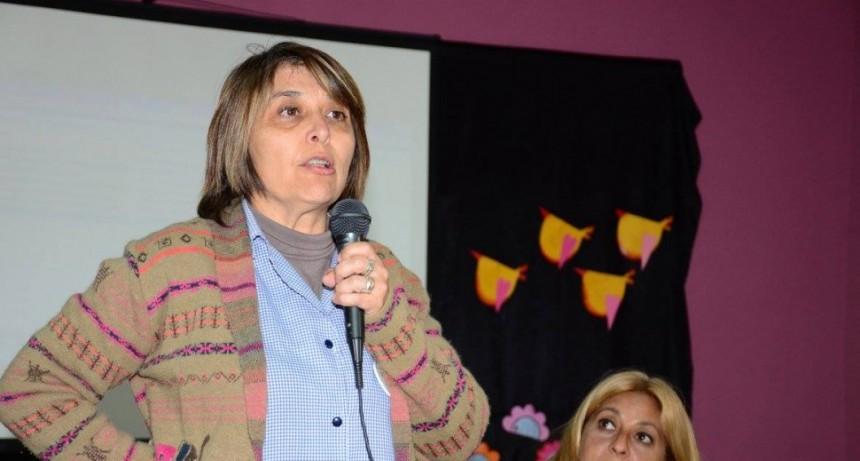 Alejandra Signo fue designada Inspectora distrital de educación
