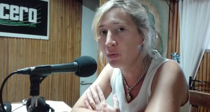 La doctora Paula San Filippo informó las actividades que se desarrollarán este 8 de marzo