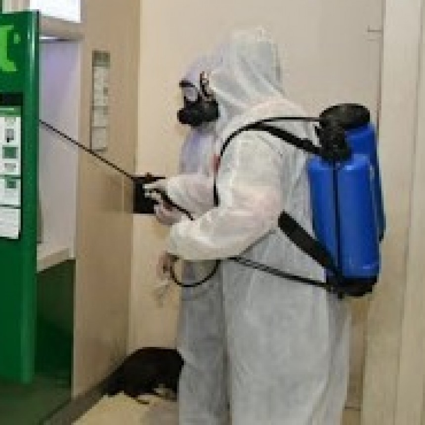 La Municipalidad  de Ramallo Comenzará con la Primera Etapa de Desinfección en Espacios Públicos como Medida Preventiva contra el COVID-19