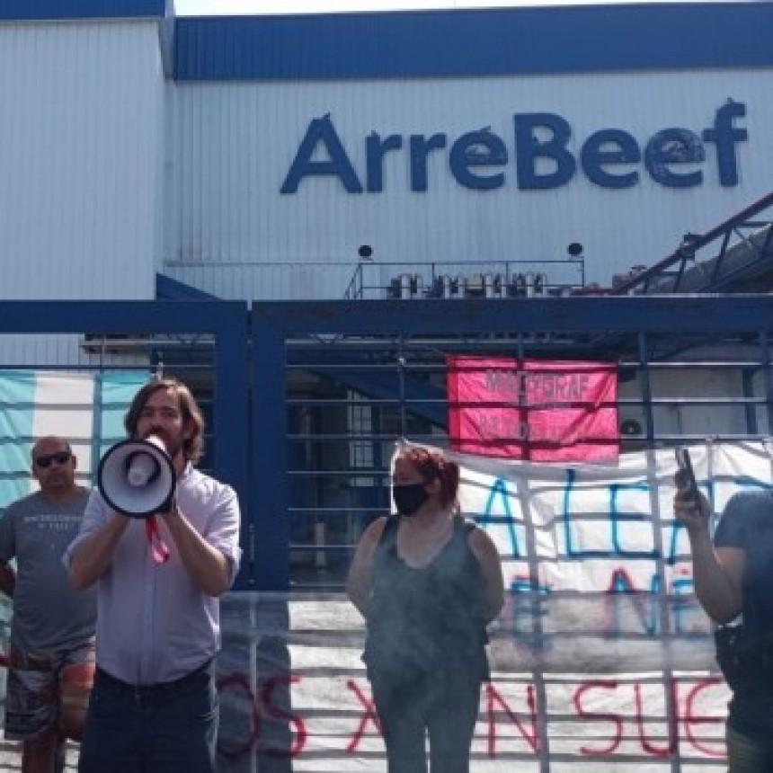 Del Caño en Arrebeef: