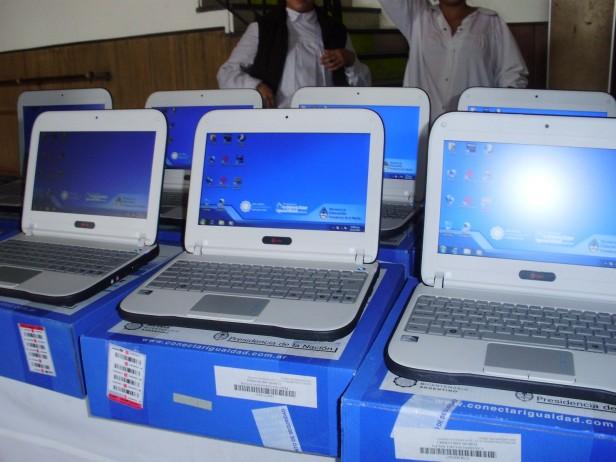 Conectar Igualdad: 11 escuelas de Ramallo recibirán netbooks