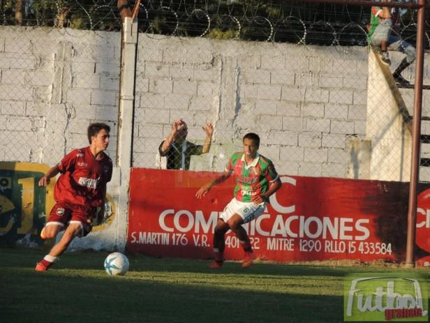 Defensores derrotó 2 a 0 a Sportivo de Las Parejas