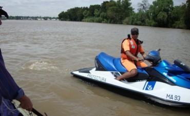 Encontraron el cuerpo de empresario que se arrojó al Paraná