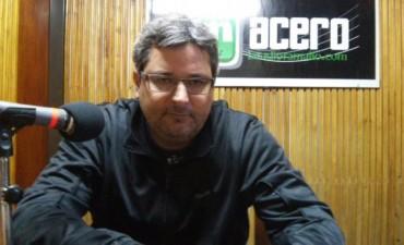 Costoya anunció la colocación de luminarias en calle Yrigoyen al 1500
