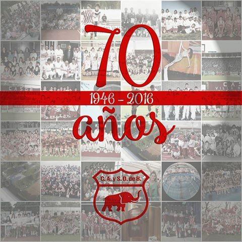 Club Defensores de Belgrano- 70 años de vida granate!!!