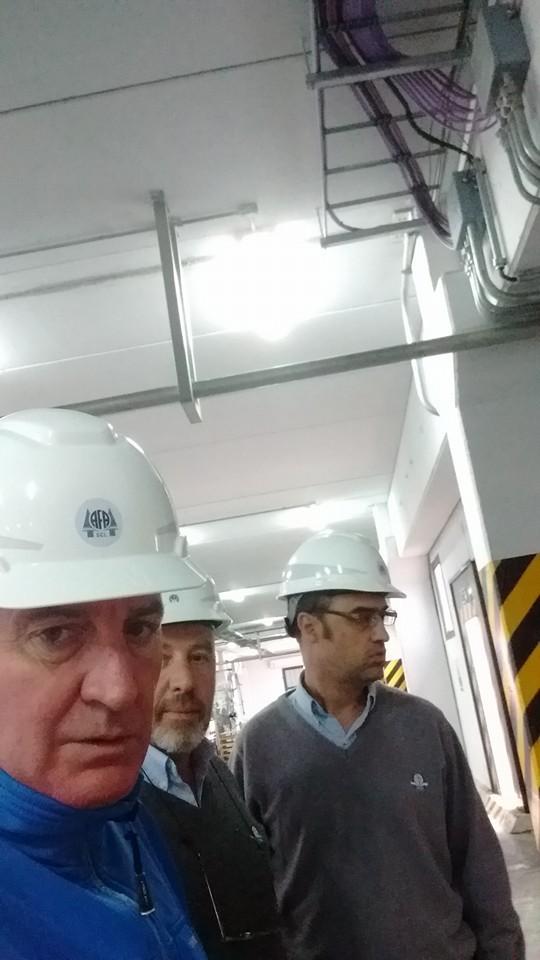 Santalla visitó Agricultores Federados Argentinos