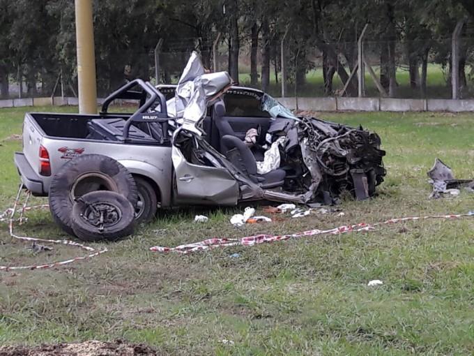 Falleció otra persona luego del accidente en camino de la costa
