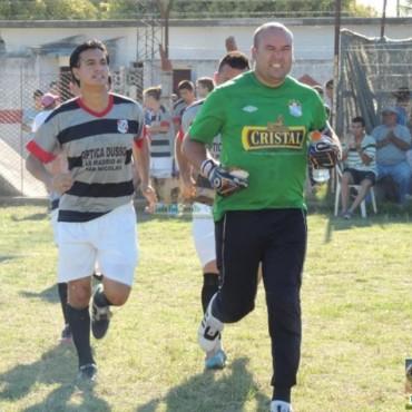 Matienzo ganó y es puntero Social fue goleado por Somisa