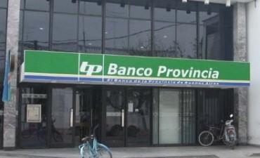 Por un paro, no hay atención en sucursales del Banco Provincia