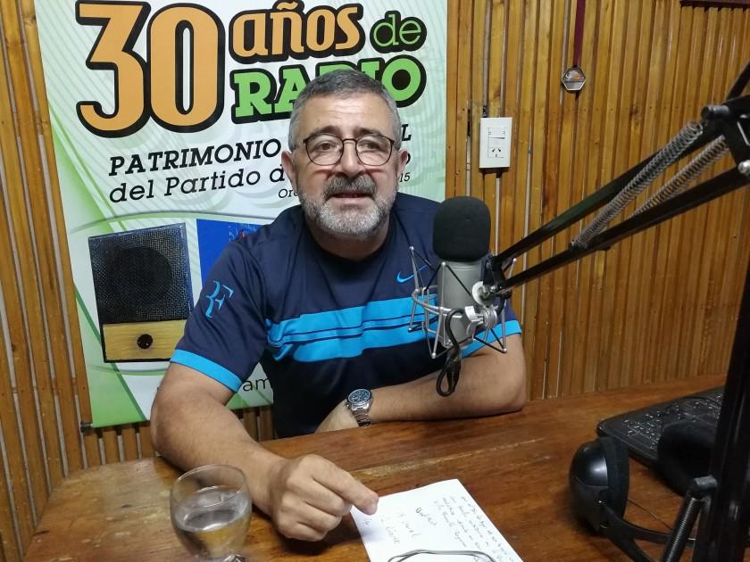 Adrián Sosa a 35 años de Malvinas