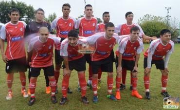 Matienzo derrotó 3 a 1 a Sarmiento de Zarate en el partido de ida