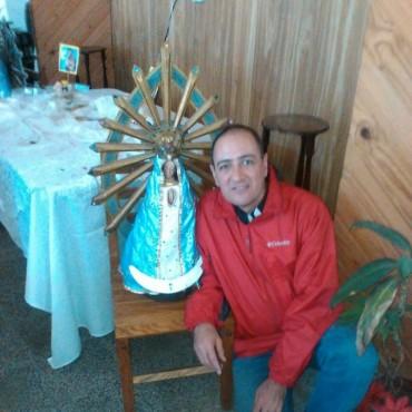 El Padre Luis Ortíz es el nuevo sacerdote de Ramallo