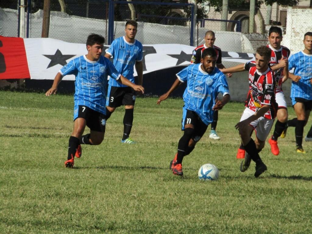 Federal C: Social recibe a 9 de Julio de Chacabuco