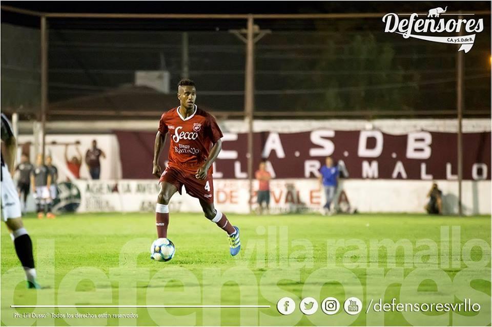 Defensores cayó ante Gimnasia de Mendoza 1 a 0 sobre el final