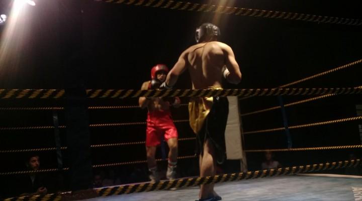 Boxeo: Los ramallenses Poletti, Zapata y Marcone se quedaron con los títulos en juego