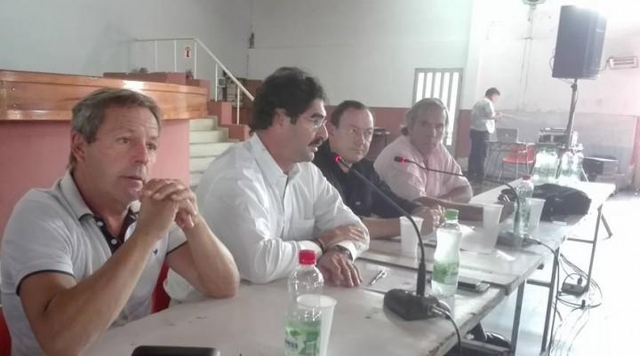 El Ministro Sarquís se reunió con los productores a agenda abierta