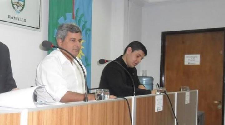 Los concejales sesionan en VGS