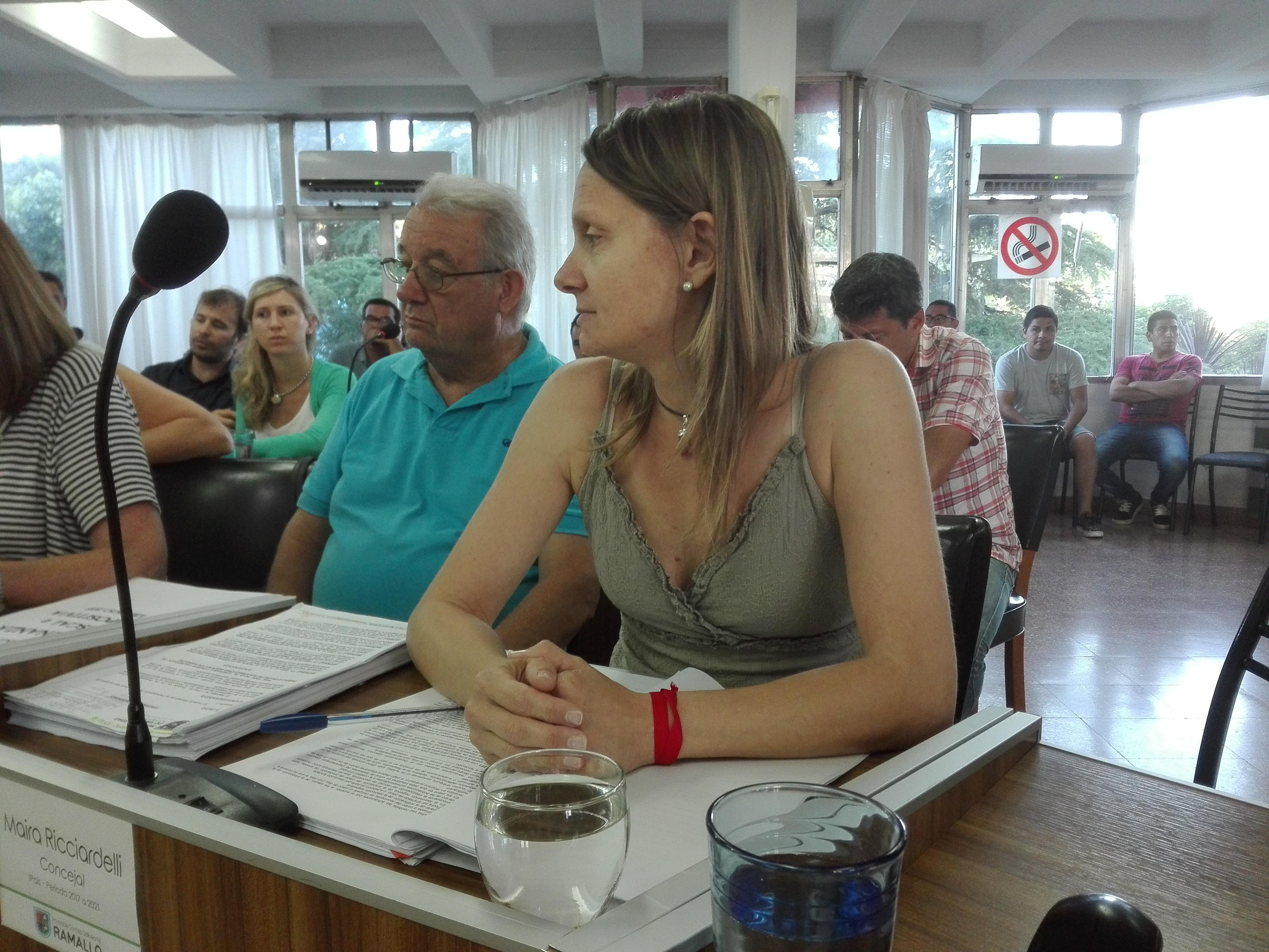 Ricciardelli pidió información sobre Laboratorios Ramallo