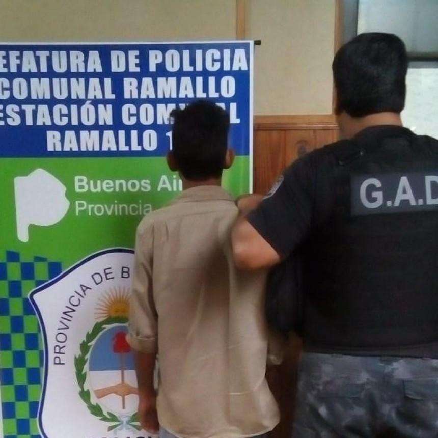 Esclarecen un robo en Villa General Savio