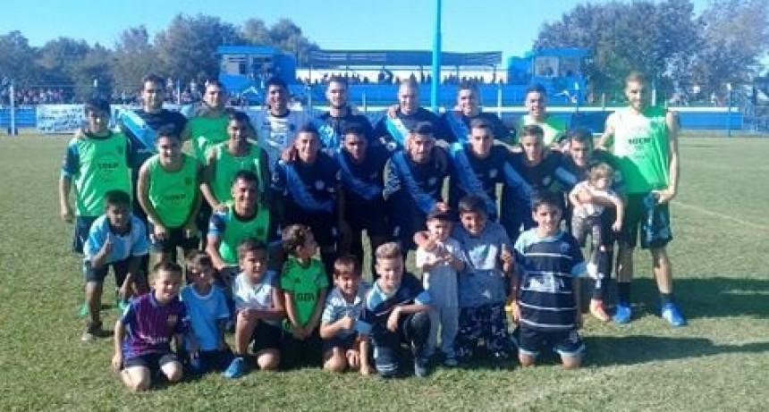 Social goleó a Fútbol San Nicolás y Matienzo igualó con Conesa en un partido a puro gol