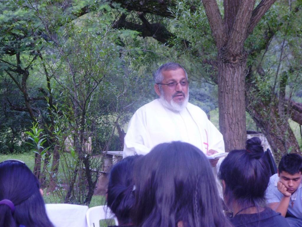 El mensaje del Padre Luis Muñoz