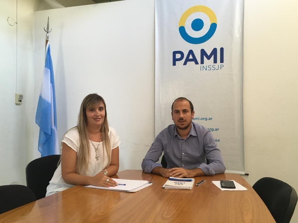 La Directora de PAMI Ramallo brindó un panorama sobre las acciones que están realizando