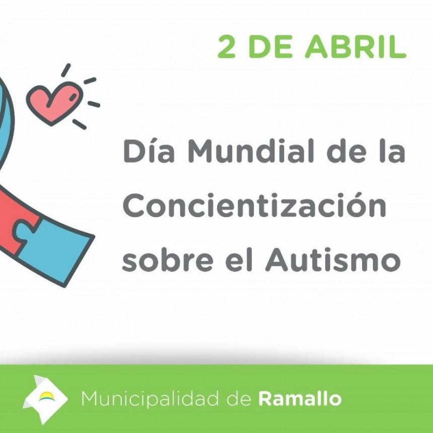 Mes Municipal de Concientización sobre el Autismo