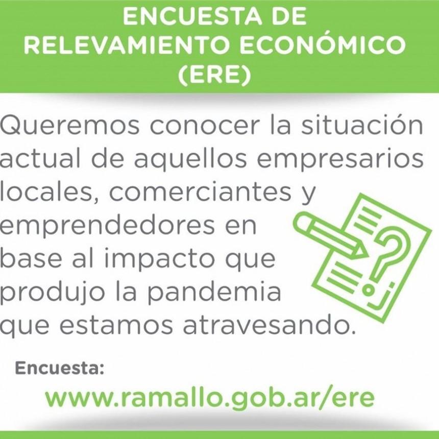 Encuesta de Relevamiento Económico (ERE).
