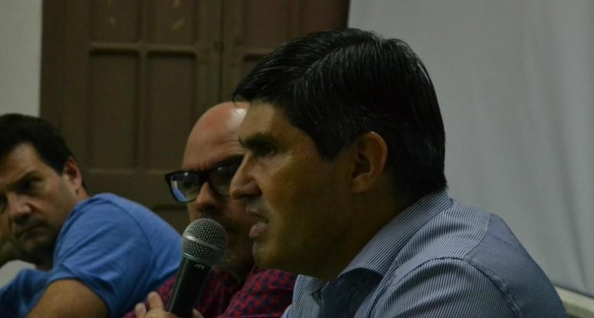 ATE pide la formación del comité de crisis del hospital Gomendio
