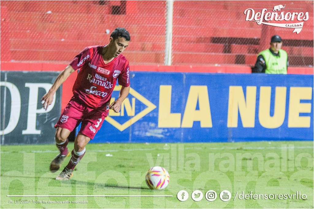 Federal A: Defensores debuta este domingo con Sarmiento de Resistencia