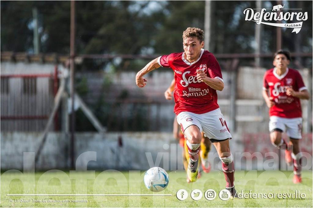 Defensores visita a Sportivo Belgrano