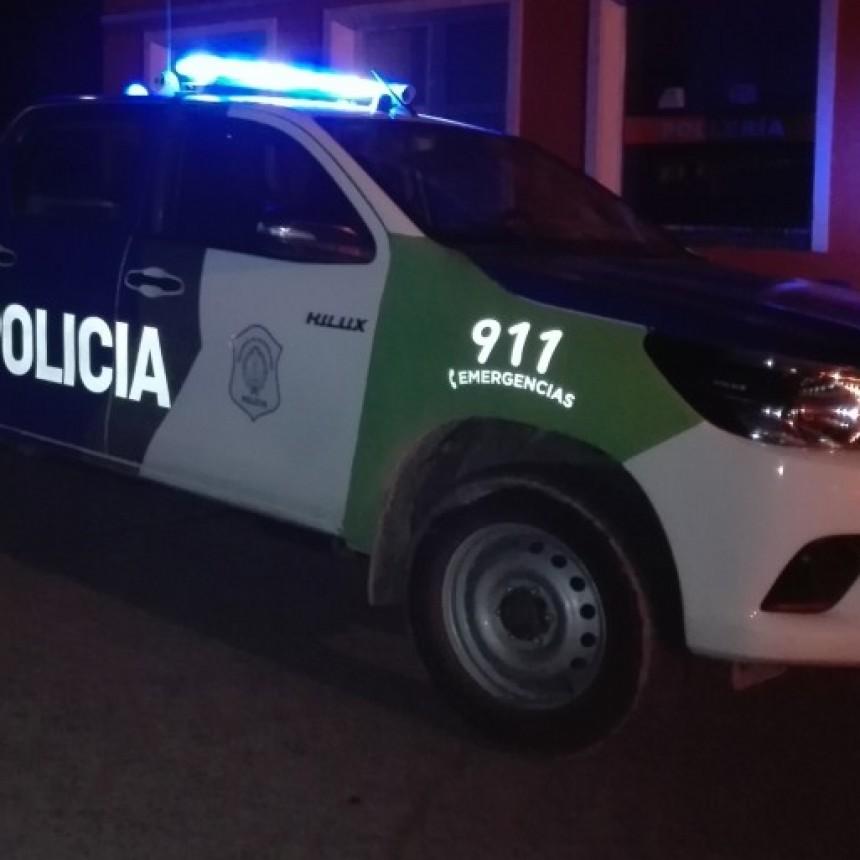 Villa General Savio: Detienen a un sujeto por amenazas y resistencia a la autoridades