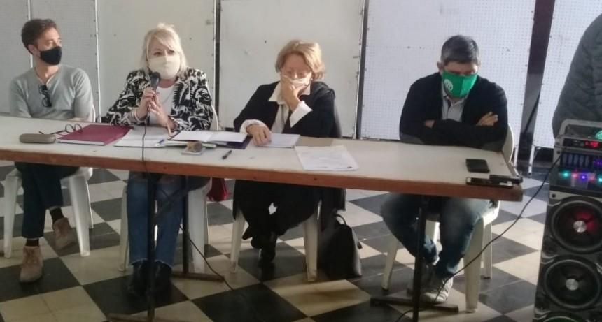 Se conformó el Consejo Local de Control de la Violencia Institucional
