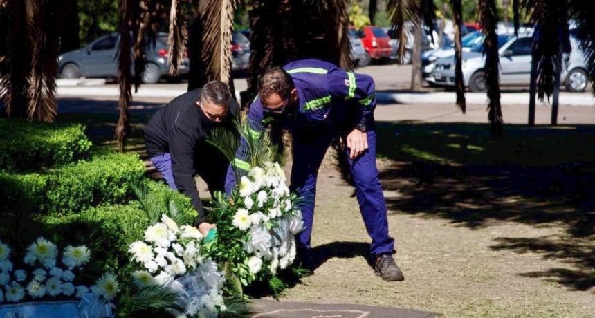 Recordatorio por los 20 años del fallecimiento de Agostino Rocca