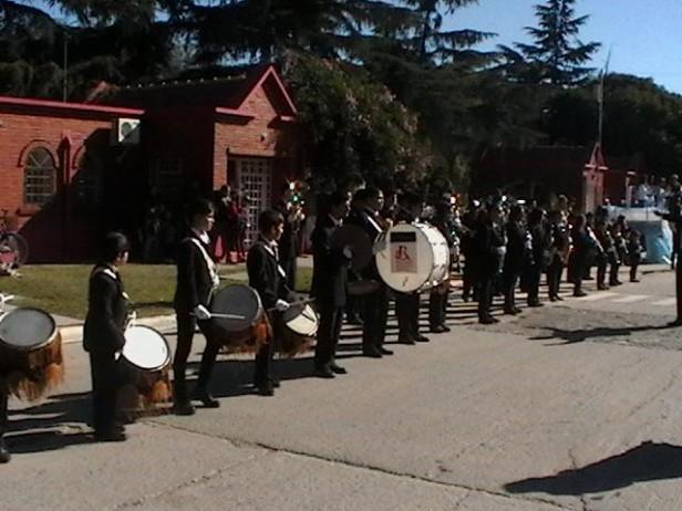 La Banda Infanto Juvenil de Ramallo en Palermo