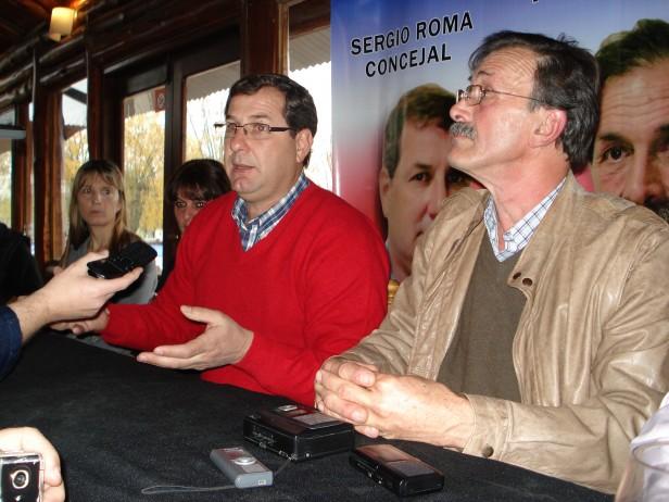 """Concejal Sergio Roma """"Hay que ser serios, no sé qué piensan de los concejales de Ramallo"""""""