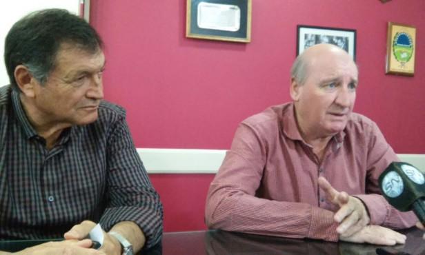 """Intendente Ariel Santalla """"Fue una reunión interesante con la gente de la ONG"""""""