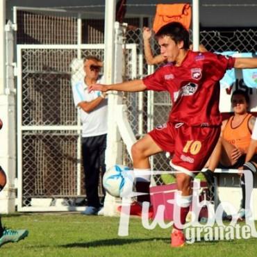 Defensores se recuperó y derrotó a Gutierrez 1 a 0 con gol de Ceballos.