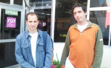 La ONG Ambiental se reunió con Santalla