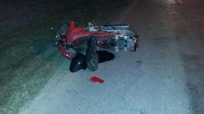 Grave accidente frente a Cotram