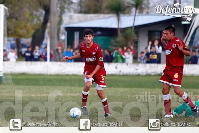 Defensores derrotó a Real Sprint y sigue siendo el líder Los Andes perdió con Belgrano