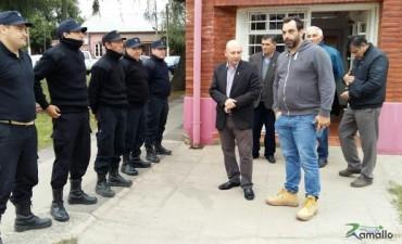 Villa Ramallo tiene una delegación de la GUR