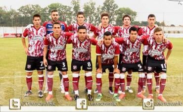 Defensores perdió 2 a 1 con Juventud Antoniana en Salta